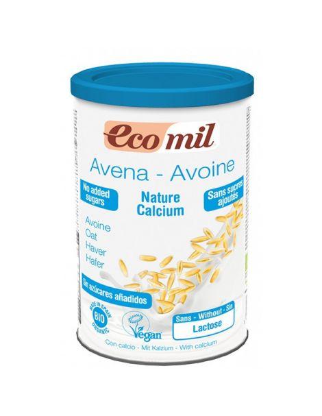 Bebida de Avena Nature con Calcio Bio Ecomil - 400 gramos