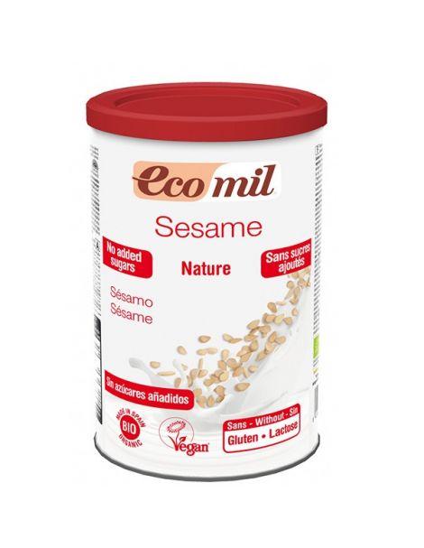 Bebida de Sésamo Nature Bio Ecomil - 400 gramos