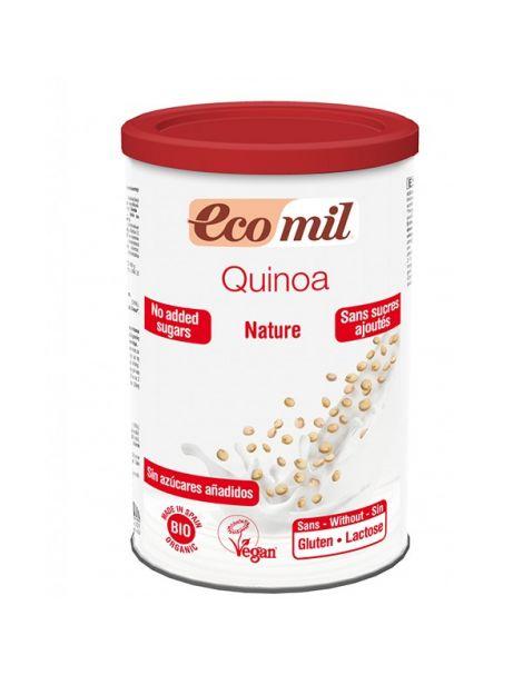 Bebida de Quinoa Nature Bio Ecomil - 400 gramos