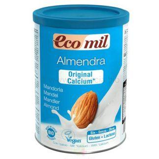 Bebida de Almendra Original con Calcio Bio Ecomil - 400 gramos