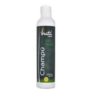 Champú Cabello Graso Irati Organic - 250 ml.
