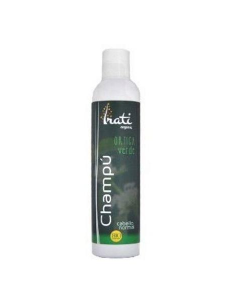 Champú Cabello Normal Irati Organic - 250 ml.
