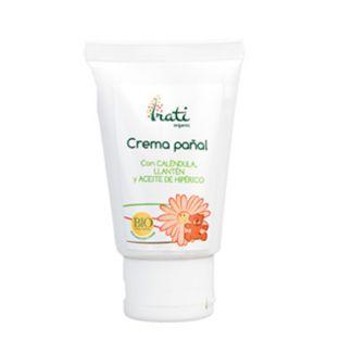 Crema Pañal Irati Organic - 75 ml.