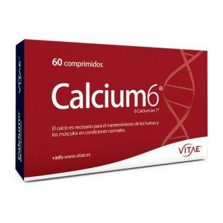 Calcium6 Vitae - 60 comprimidos