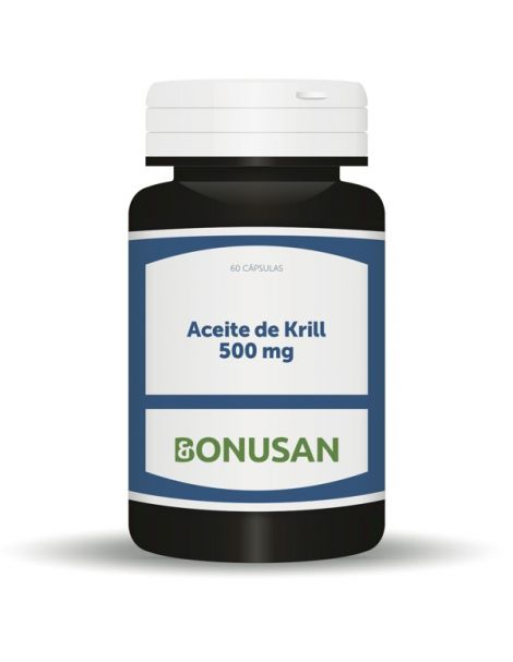 Aceite de Krill Bonusan - 60 perlas