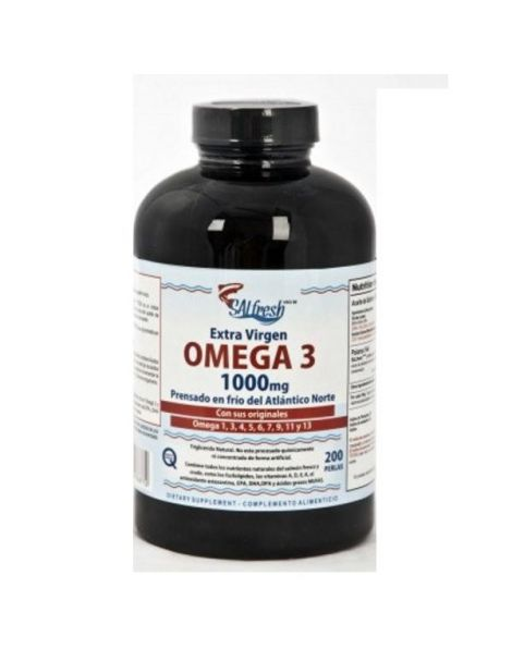 Omega 3 Salfresh Universo Natural - 200 perlas