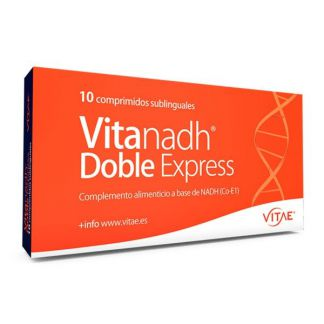 Vitanadh Doble Express Vitae - 10 comprimidos