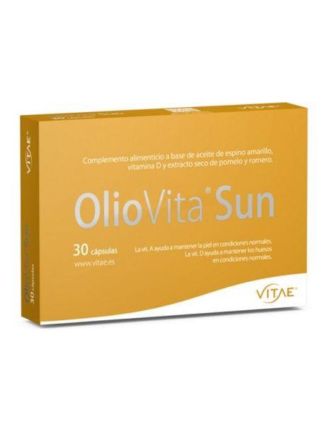 OlioVita Vitae - 30 cápsulas
