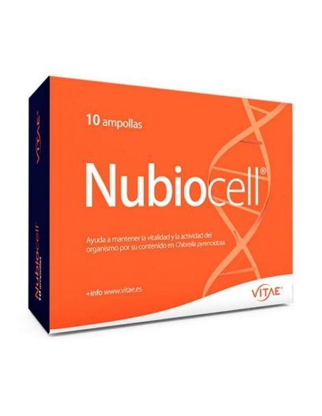 Nubiocell Vitae - 10 ampollas