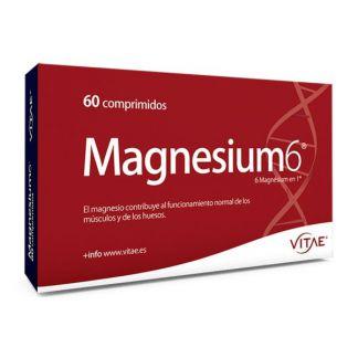 Magnesium6 Vitae - 60 comprimidos