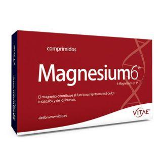 Magnesium6 Vitae - 20 comprimidos