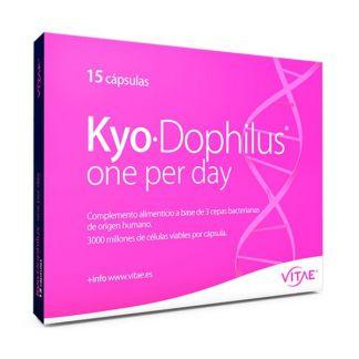 Kyo.Dophilus One per Day Vitae - 15 cápsulas