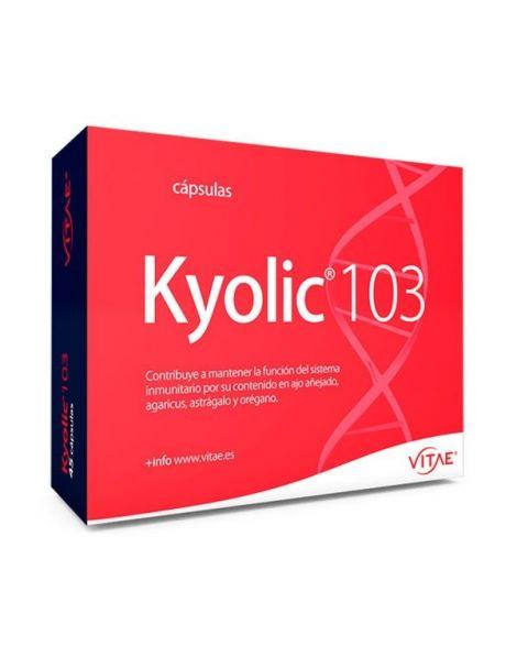 Kyolic 103 Vitae - 90 cápsulas