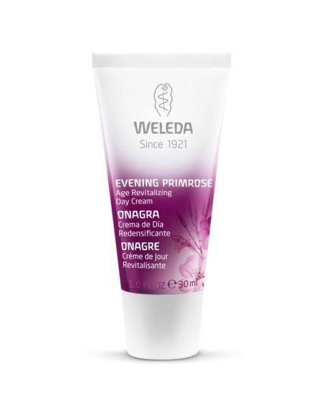 Crema de Día Redensificante de Onagra Weleda - 30 ml.