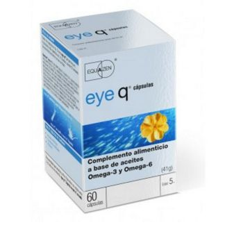 Eye q Vitae - 60 cápsulas