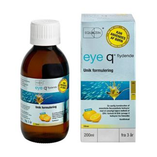 Eye q Líquido Vitae - 200 ml.