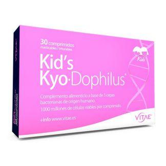 Kid's Kyo.Dophilus Vitae - 30 comprimidos