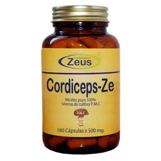 Cordiceps-Ze Zeus - 180 cápsulas