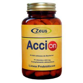 AcciOn Zeus - 30 cápsulas