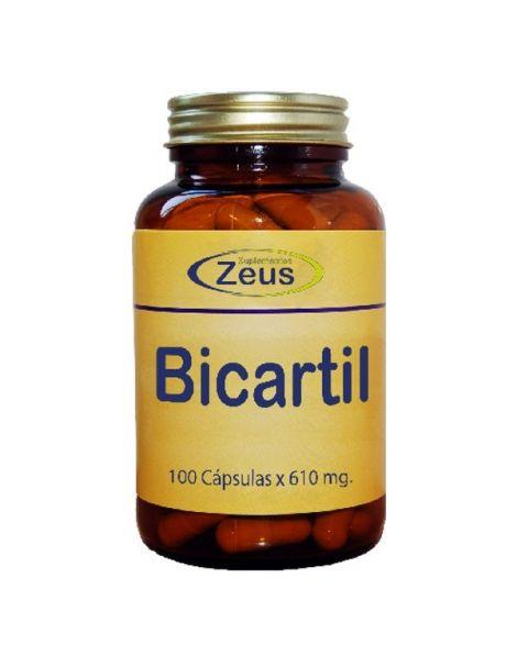 Bicartil Zeus - 100 cápsulas