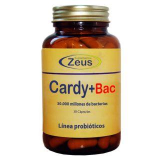 Cardy+Bac Zeus - 30 cápsulas