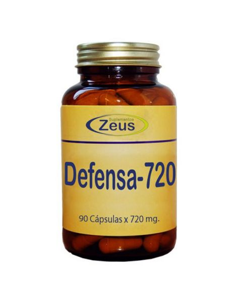 Defensa 720 Zeus - 90 cápsulas