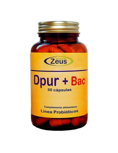 Dpur+Bac Zeus - 30 cápsulas