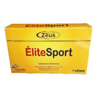 ÉliteSport Zeus - 60 cápsulas