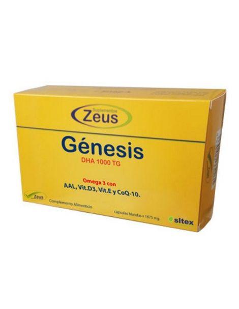 Génesis DHA 1000 TG Zeus - 60 perlas