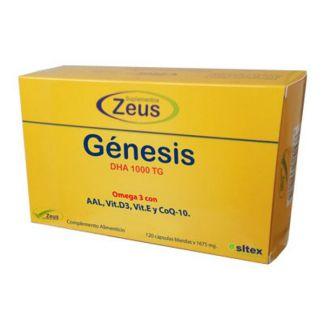 Génesis DHA 1000 TG Zeus - 120 perlas