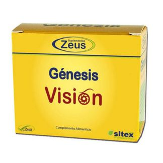 Génesis Visión Zeus - 10+10 cápsulas