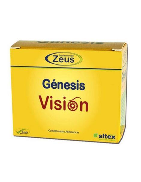 Génesis Visión Zeus - 30+30 cápsulas