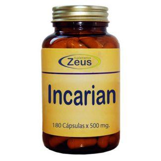 Incarian (Uña de Gato) Zeus - 180 cápsulas