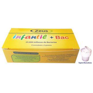 Infantil+Bac Zeus - 8 monodosis