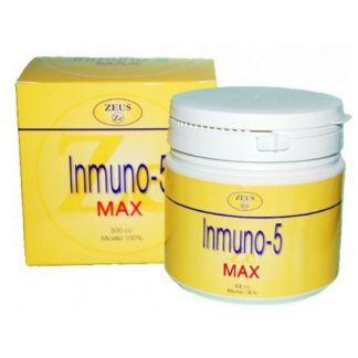 Inmuno-5 Max Zeus - 500 gramos