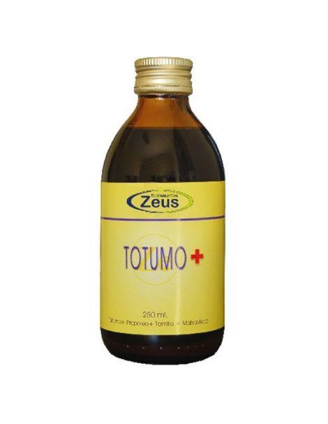 Totumo+ Jarabe Zeus -250 ml.