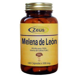Melena de León Zeus - 180 cápsulas