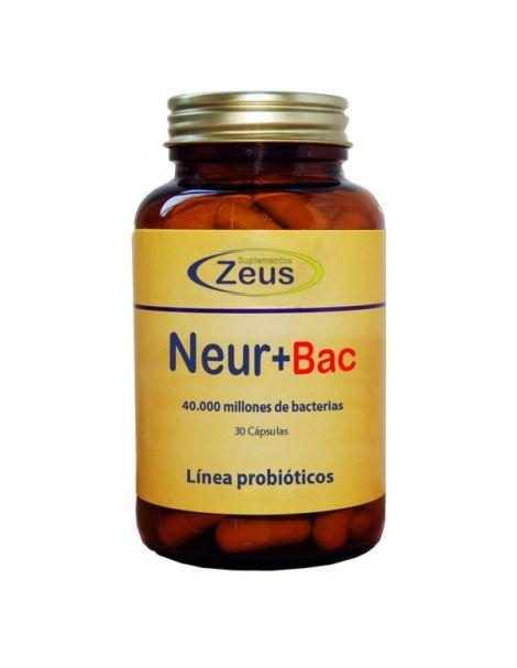 Neur+Bac Zeus - 60 cápsulas