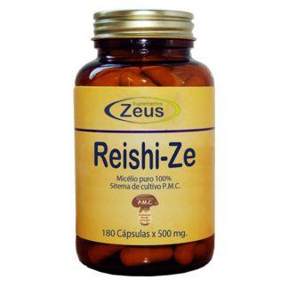Reishi-Ze Zeus - 180 cápsulas