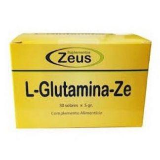L-Glutamina-Ze Zeus -30 sobres
