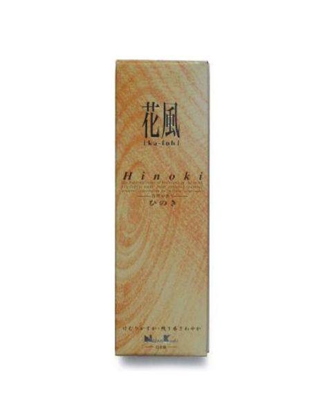 Incienso Ka Fuh Hinoki (Ciprés) - caja de 120 barritas