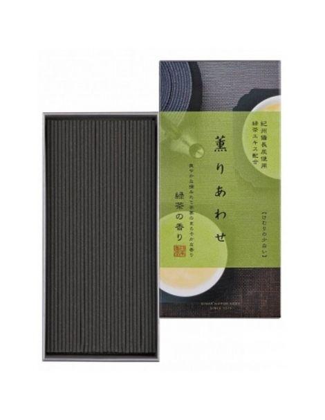 Incienso Té Verde Kaori Awase - 160 barritas