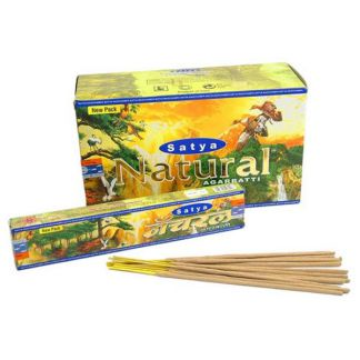 Incienso Natural Satya - 15 gramos