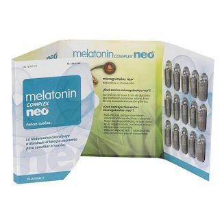 Melatonin Complex Neo - 15 cápsulas