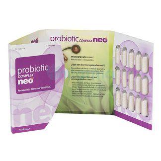 Probiotic Complex Neo - 15 cápsulas