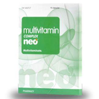 Multivitamin Complex Neo - 15 cápsulas
