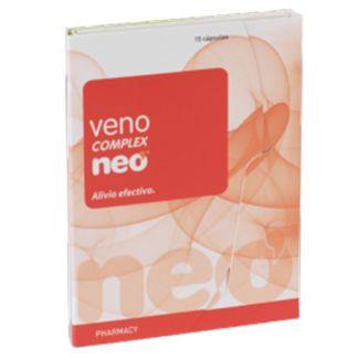 Veno Complex Neo - 15 cápsulas