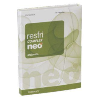 Resfri Complex Neo - 15 cápsulas