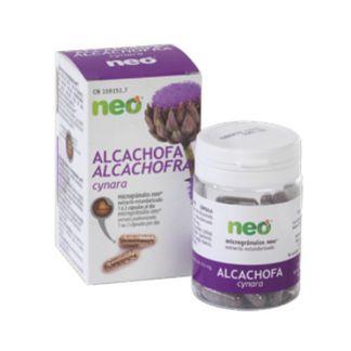 Alcachofa Microgránulos Neo - 45 cápsulas