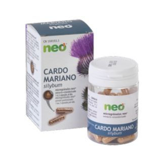 Cardo Mariano Microgránulos Neo - 45 cápsulas